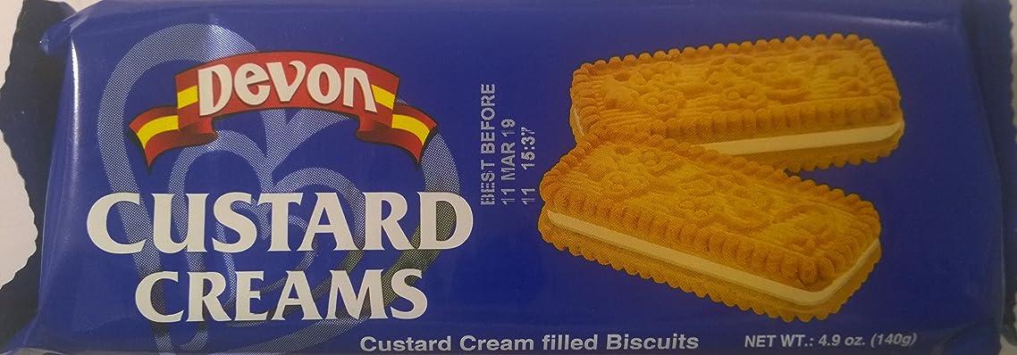Devon Biscuit (6 pack) (Custard)