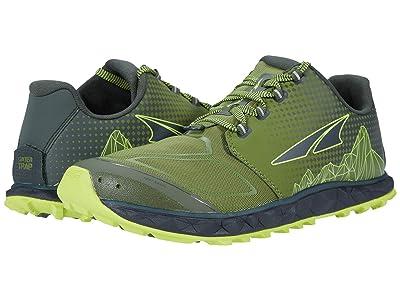 Altra Footwear Superior 4.5 (Geen/Lime) Men