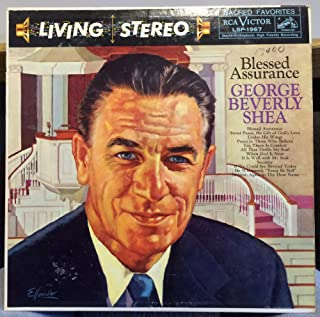 George Beverly Shea Blessed Assurance vinyl record