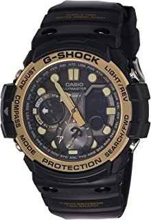 G-Shock Master of G Smoke Dial Resin Quartz Men's Watch GN1000GB-1A