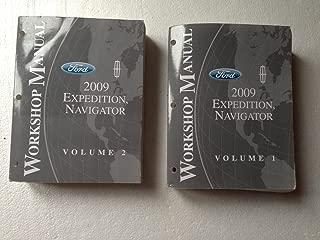 2009 Expedition/Navigator Workshop Manual
