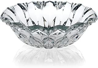 Best mikasa crystal bowl flower Reviews