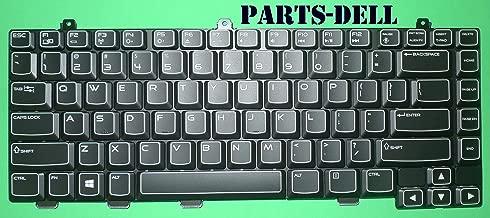 alienware laptop keyboard