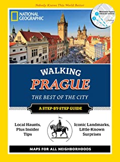 National Geographic Walking Prague: The Best of the City (National Geographic Walking Guide)