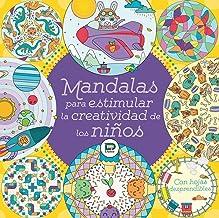 Mandalas para estimular la creatividad en los niños. Con