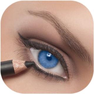 maquillaje ojos mujer