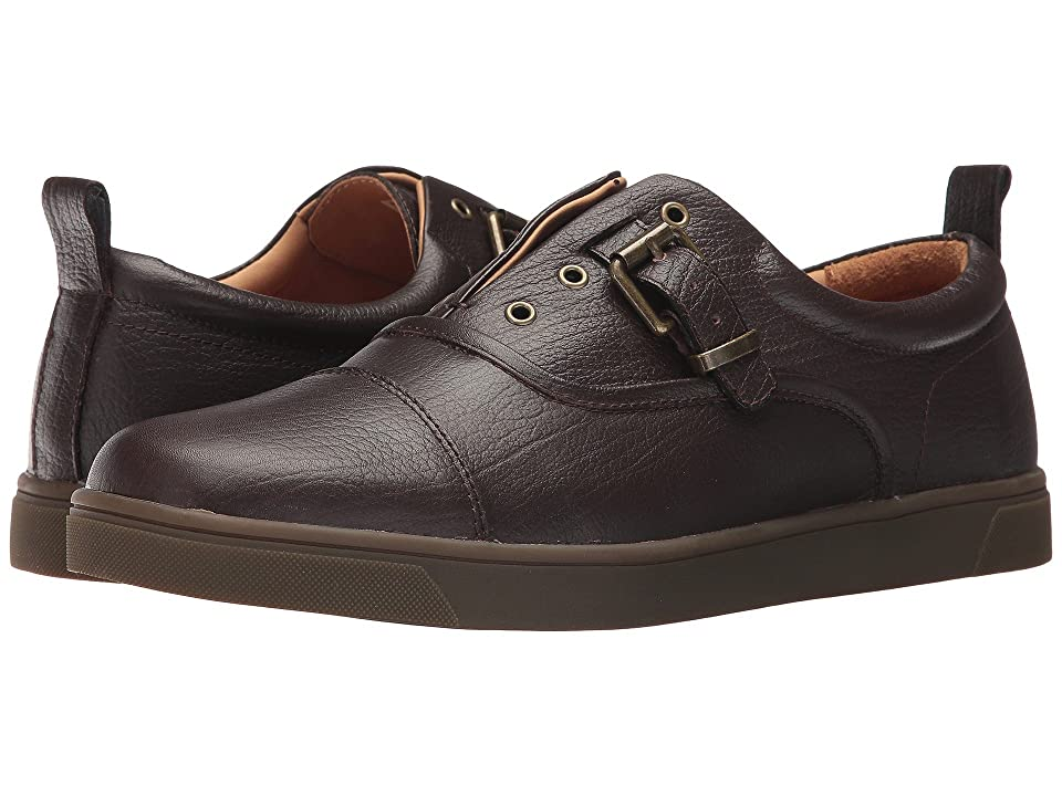 Michael Bastian Gray Label Ossie Buckle Sneaker (Van Dyck Brown) Men's Shoes