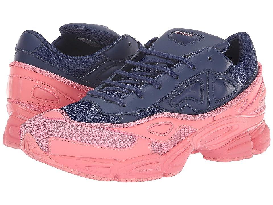 adidas by Raf Simons Raf Simons Ozweego (Tactile Rose/Dark Blue/Dark Blue) Athletic Shoes