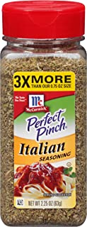 McCormick Perfect Pinch, Italian Seasoning, 2.25 oz