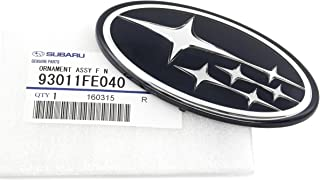 Subaru OEM 03-05 Impreza Grille-Emblem Badge Nameplate 93011fe040