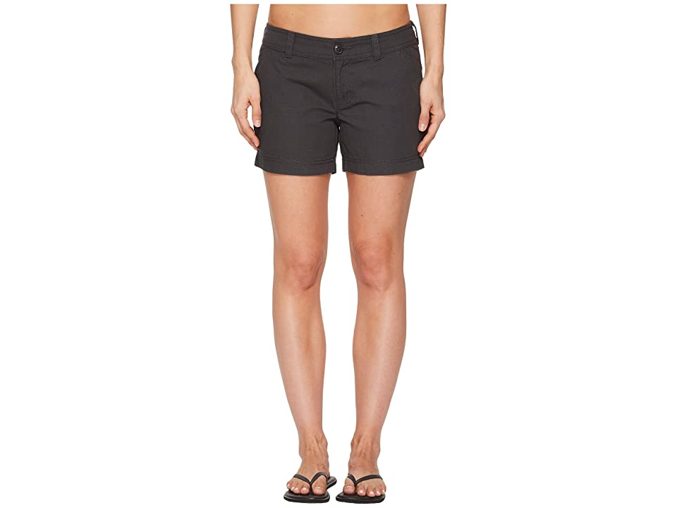 Columbia Compass Ridge Shorts 4 (Shark) Women