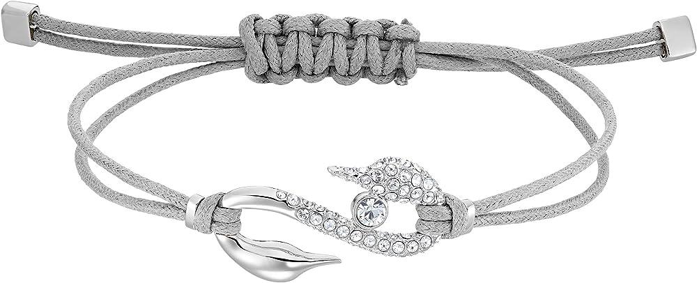 Swarovski braccialetto placcatura rodio 5551809