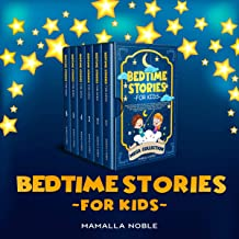 Bedtime Stories for Kids: Meditations Stories for Kids with Dragons, Aliens, Dinosaurs, and Unicorn: Help Your Children As...