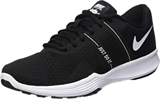 Nike WMNS NIKE CITY TRAINER 2, Women's Fitness & Cross Training Shoes, Black (Black/White 001), 5.5 UK (39 EU)