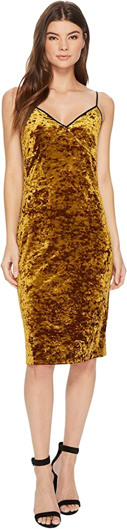 1.STATE - Racerback Bodycon Midi Dress