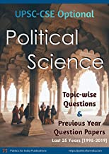 Political Science (PSIR) Optional Topicwise & Previous Year Questions