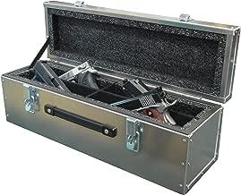 Americase-Ultra-Lite Four Pistol Case - Made in the U.S.A.
