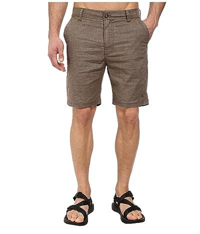 Prana Furrow 8 Short (Mud) Men