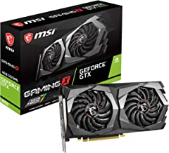 MSI Gaming GeForce GTX 1650 128-Bit HDMI/DP 4GB GDRR5 HDCP Support DirectX 12 Dual Fan VR Ready OC Graphics Card (GTX 1650...