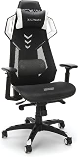 RESPAWN 300 Racing Style Gaming Chair, in White (RSP-300-WHT)