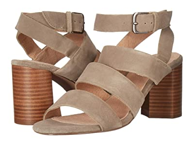 Seychelles Antiques (Taupe Suede) High Heels