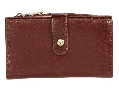 Hobo Buck (Chocolate Vintage Hide) Handbags