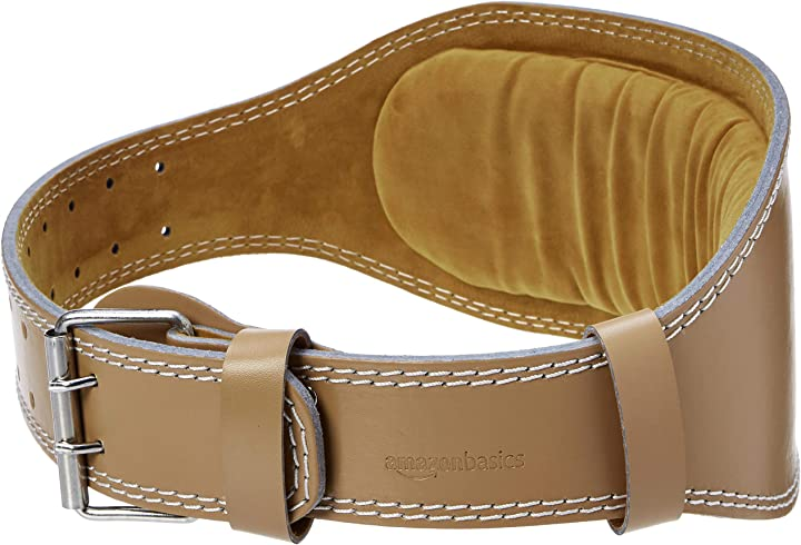 Cintura palestra imbottita per sollevamento pesi amazon basics IR97825B-XL