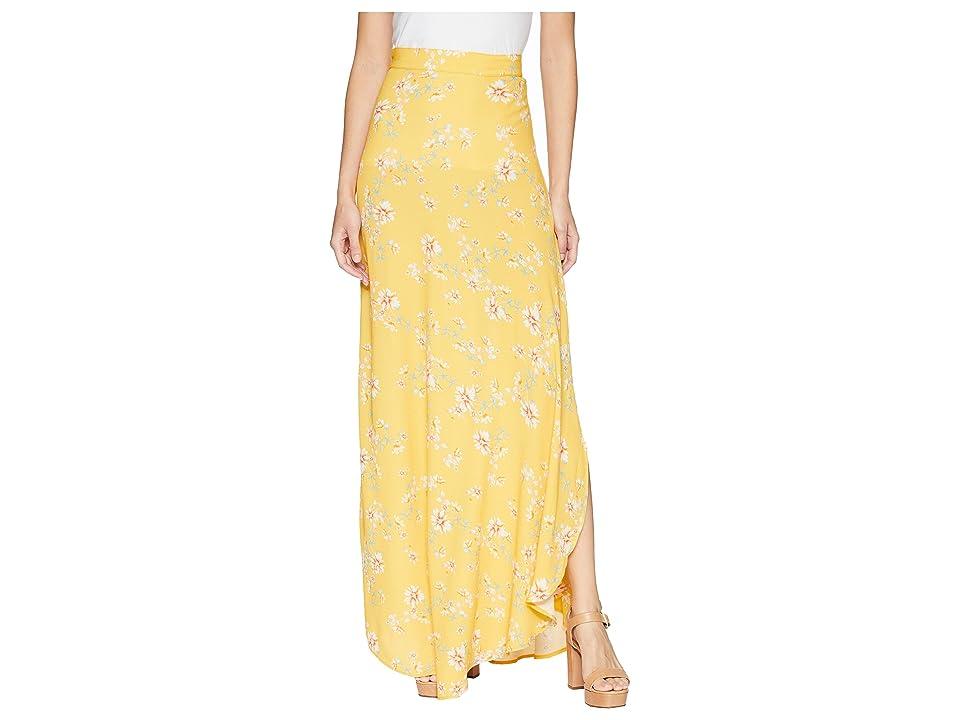 Flynn Skye Wrap It Up Skirt (Touch of Honey2) Women