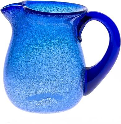 アールジーシー(RGC) 花器 青 サイズ:径120×高150mm ビール・ウィスキー用品