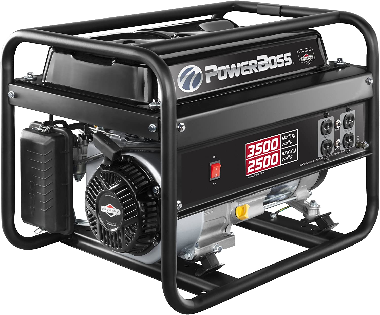 PowerBoss 30628 Watts/3500 Starting Watts Portable Generator