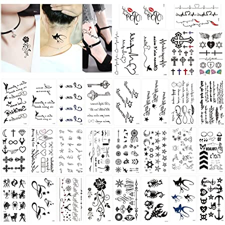 Tattoos kleine männer hals Kleine Tattoos