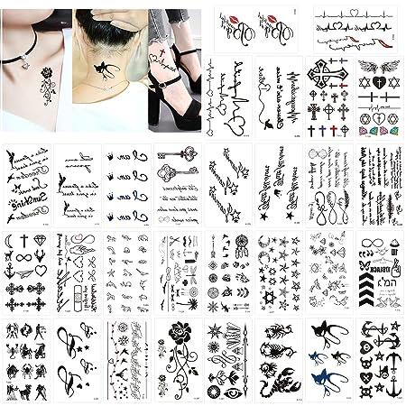Frau kleine tattoos Kleine Frauen