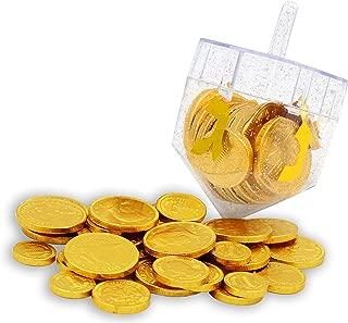 Best chanukah gelt chocolate coins Reviews