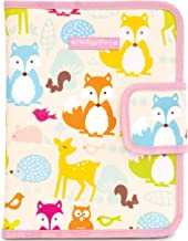 The Piggy Story 'Fox & Woodland Animals' Chalk n' Marker ArtFolio with Doodle Pad for Portable Play