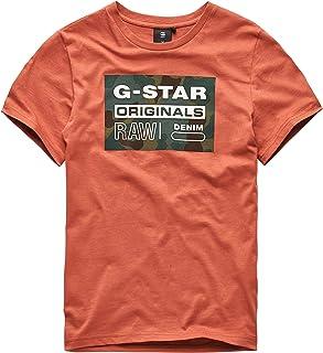 G-STAR RAW Sq10236tee Shirt Camiseta para Niños