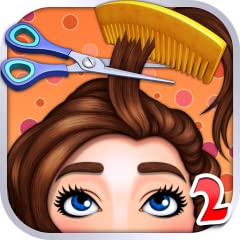 Do you want to be a barber? Let's play the Hair Salon . To be a barber and design various hairstyles for your customer. It's a fun game for kids.