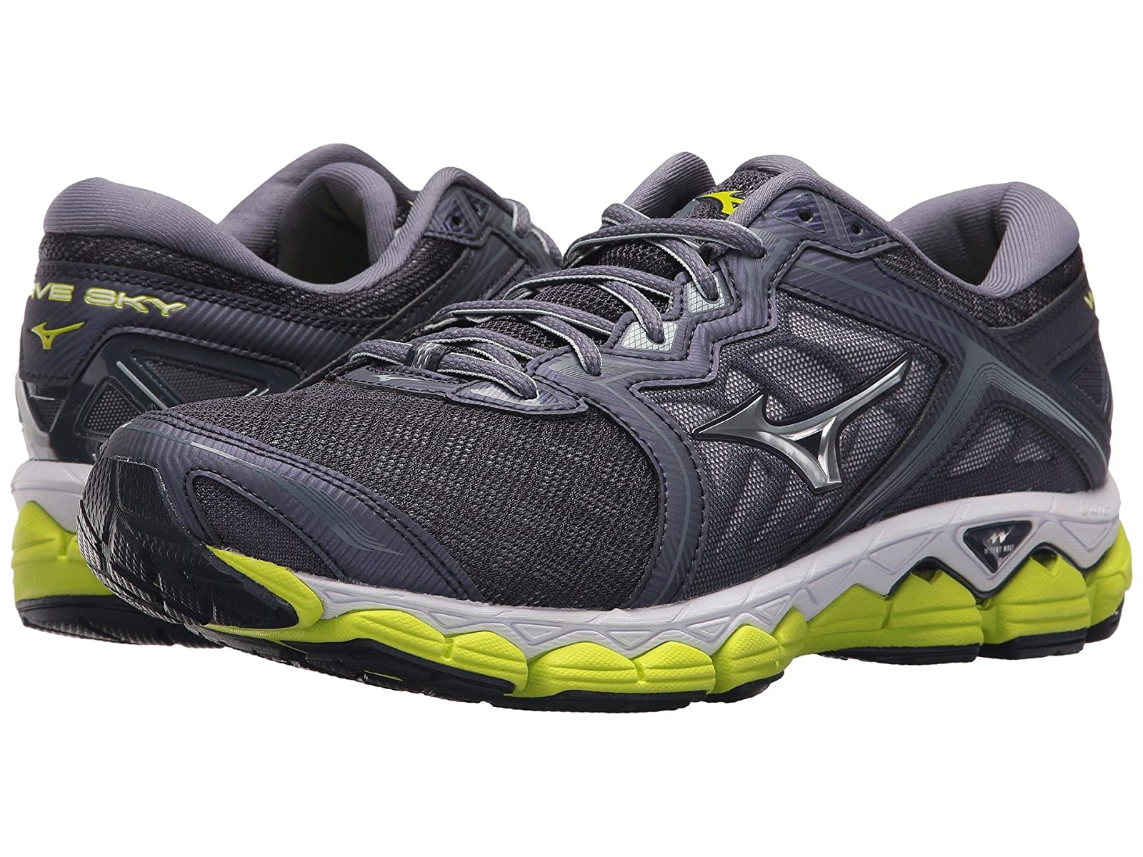 Mizuno Wave SkyAtmospheric grades have affordable shoes