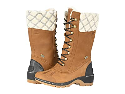 SOREL Whistlertm Tall (Camel Brown/Black 2) Women