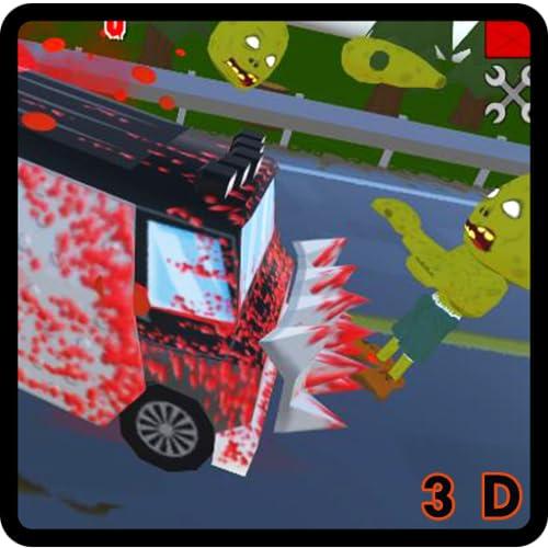 Juegos de zombies para disparar en 3D gratis hunter highway stupid best survival fun running driving game