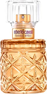Roberto Cavalli Florence Amber Eau de Parfum, 1 Fluid Ounce