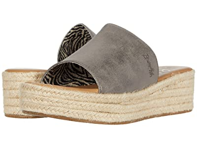 Blowfish Leigh (Pewter Meteorite Metallic) Women