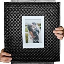 Photo Album E-Manny Photo Books for 4x6 Pictures Large Capacity Wedding Albums 500 Hold Photos for Family Couple Memories ...