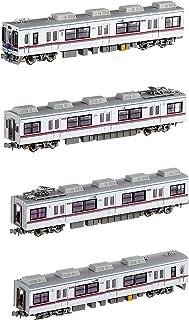 マイクロエース Nゲージ 京成3500形 更新車 シングルアームパンタ 3556F 増結4両セット A6043 鉄道模型 電車