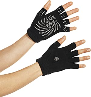 Gaiam Yoga Gloves (Dot Pattern May Vary)