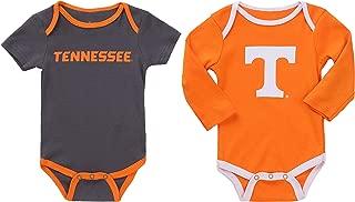 NCAA Tennessee Volunteers 2 pcs Baby Bodysuits
