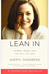 Lean In: Women, Work, and the Will to Lead ペーパーバック