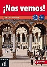 Nos vemos! A1-A2. Libro del alumno + 2 CD audio (Spanish Edition)
