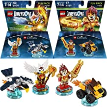 Best lego legends of chima characters Reviews