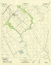danbury tx map