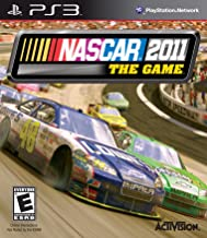 Nascar 2011 the game - PS3